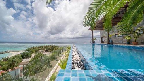 Тур в Arena Beach Hotel 4☆ Мальдивы, Южный Мале Атолл
