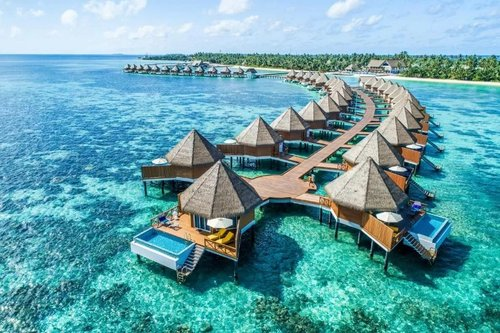 Тур в Mercure Maldives Kooddoo Resort 4☆ Мальдивы, Гаафу Алифу Атолл