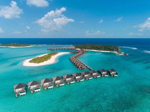 Тур в Anantara Veli Maldives Resort 5☆ Мальдивы, Южный Мале Атолл
