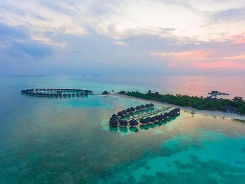 Тур в Sun Siyam Olhuveli 4☆ Мальдивы, Южный Мале Атолл