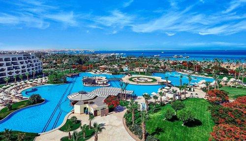 Тур в Steigenberger Al Dau Beach 5☆ Єгипет, Хургада