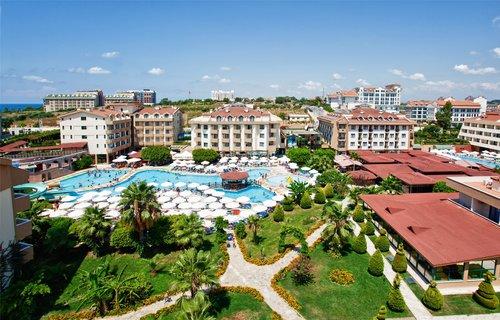Тур в Grand Seker Hotel 4☆ Турция, Сиде