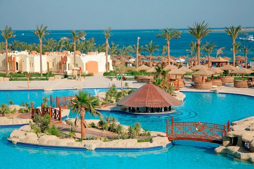 Тур в Sunrise Royal Makadi Aqua Resort 5☆ Египет, Макади Бей