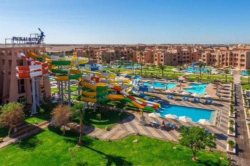 Тур в Albatros Aqua Park Resort 4☆ Єгипет, Хургада