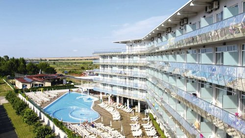 Тур в Aqua Nevis Club Hotel 4☆ Болгария, Солнечный берег