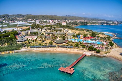 Тур в Oz Hotels Incekum Beach Resort 5☆ Турция, Алания