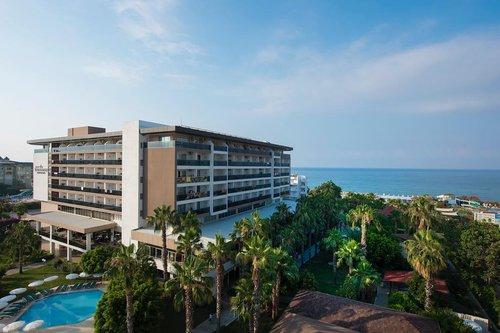 Тур в Royal Garden Beach Hotel 5☆ Турция, Алания