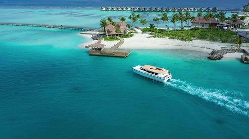 Тур в Hard Rock Hotel Maldives 5☆ Мальдивы, Южный Мале Атолл