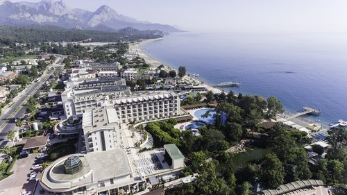 Тур в Palmet Beach Resort 5☆ Турция, Кемер