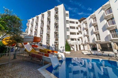 Тур в Ideal Panorama Hotel 4☆ Турция, Мармарис