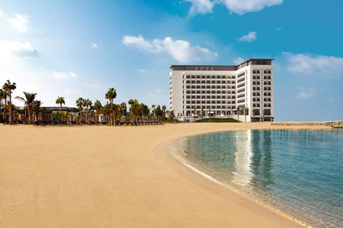 Тур в Rove La Mer Beach 3☆ ОАЭ, Дубай