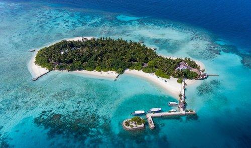 Тур в Makunudu Island Resort 4☆ Мальдивы, Северный Мале Атолл