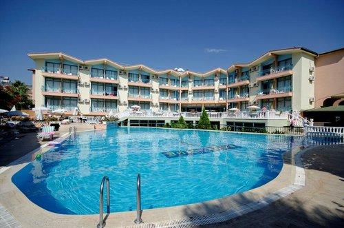 Горящий тур в Park Side Hotel (Ces Park Hotel) 3☆ Турция, Сиде