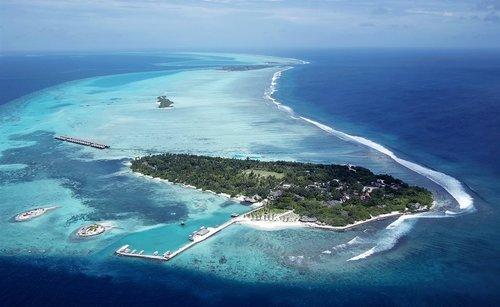 Тур в Adaaran Select Hudhuran Fushi 4☆ Мальдивы, Северный Мале Атолл