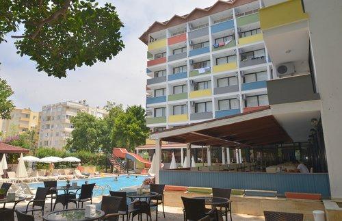 Гарячий тур в Viva Beach Hotel 3☆ Туреччина, Аланія