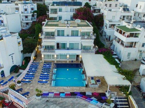 Тур в Sky Nova Suites Hotel - ALL Inclusive 3☆ Туреччина, Бодрум