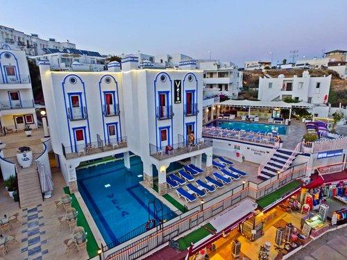 Тур в Sky Vela Hotel 3☆ Турция, Бодрум