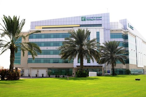 Тур в Holiday Inn Express Dubai Airport 2☆ ОАЭ, Дубай