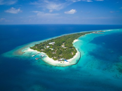 Горящий тур в Kuramathi Maldives 4☆ Мальдивы, Ари (Алифу) Атолл