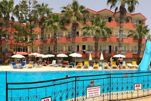 Тур в Semoris Hotel 3☆ Турция, Сиде
