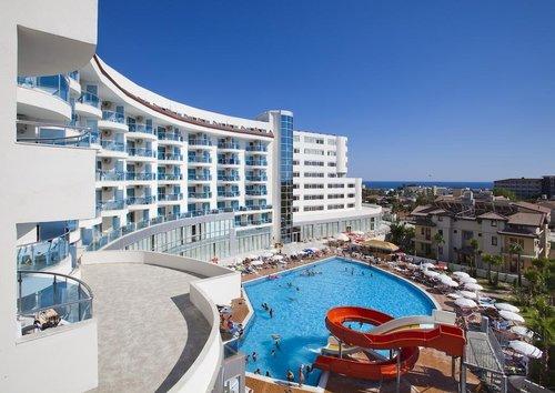 Тур в Narcia Resort Side 5☆ Туреччина, Сіде