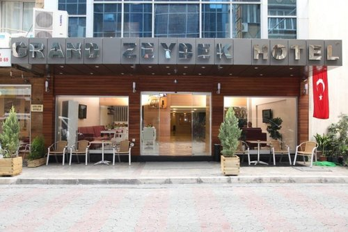 Тур в The New Hotel Zeybek 3☆ Турция, Измир