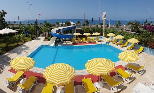 Тур в Mikado Beach Hotel 3☆ Турция, Алания