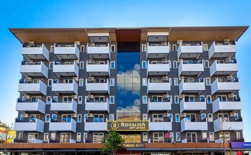 Тур в Royalisa City Apart Hotel 3☆ Турция, Алания