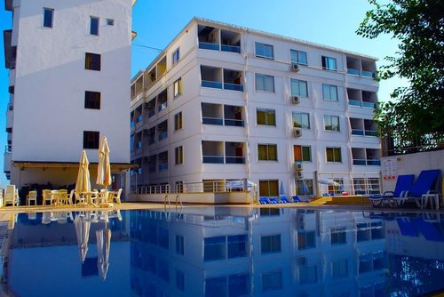 Тур в Palmera Kleopatra Beach Hotel 3☆ Турция, Алания