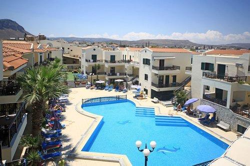 Тур в Diogenis Blue Palace 4☆ Греция, о. Крит – Ираклион