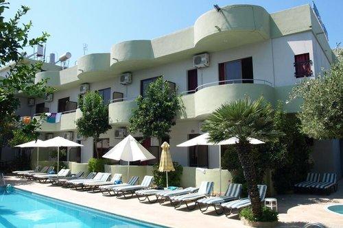 Горящий тур в Anseli Hotel 2☆ Греция, о. Родос