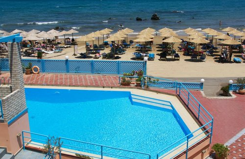 Тур в Fereniki Holiday Beach Resort 3☆ Греция, о. Крит – Ханья