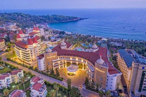 Тур в Kirman Arycanda De Luxe Hotel 5☆ Турция, Алания