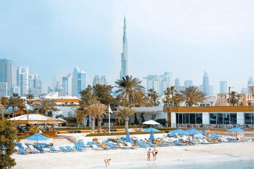 Тур в Dubai Marine Beach Resort & Spa 5☆ ОАЭ, Дубай