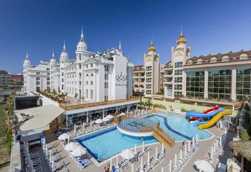 Тур в Side Royal Palace Hotel & Spa 5☆ Турция, Сиде