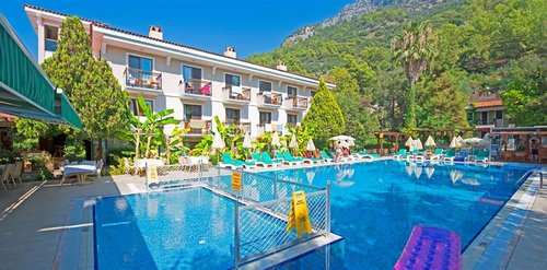 Тур в Perdikia Beach Hotel 3☆ Турция, Фетхие