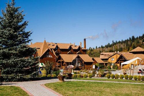 Горящий тур в TAOR Karpaty Resort & Spa 4☆ Украина, Сходница