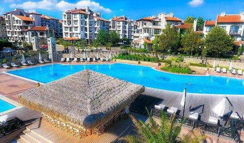 Тур в Oasis Park Hotel 3☆ Болгария, Царево