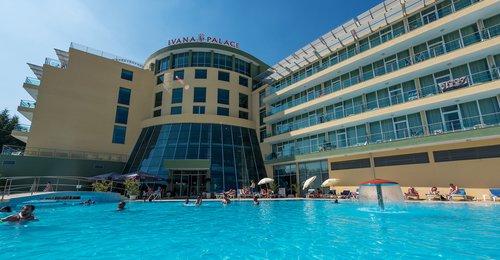 Тур в Ivana Palace 4☆ Болгария, Солнечный берег
