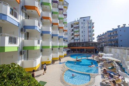 Тур в Klas Dom Hotel 4☆ Турция, Алания