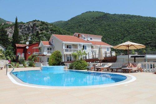 Горящий тур в Monte Aria 4☆ Черногория, Герцег Нови