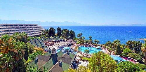Гарячий тур в The Grand Blue Sky International Hotel 4☆ Туреччина, Кушадаси