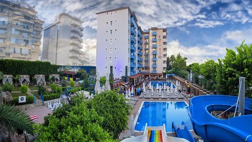 Тур в Club Big Blue Suite Hotel 4☆ Турция, Алания