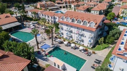 Тур в Majestic Hotel 3☆ Турция, Фетхие