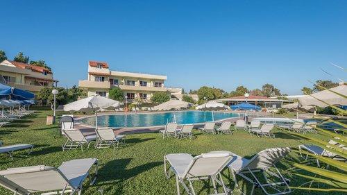 Тур в Amira Hotel 3☆ Греция, о. Родос