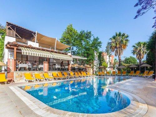 Тур в Kriss Hotel 3☆ Турция, Бодрум