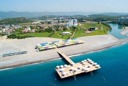 Тур в Raymar Hotel 5☆ Турция, Сиде