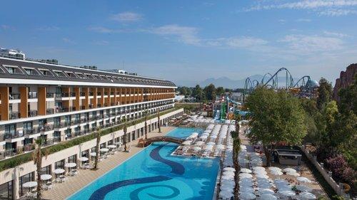 Горящий тур в Aydinbey Queen's Palace & Spa 5☆ Турция, Белек