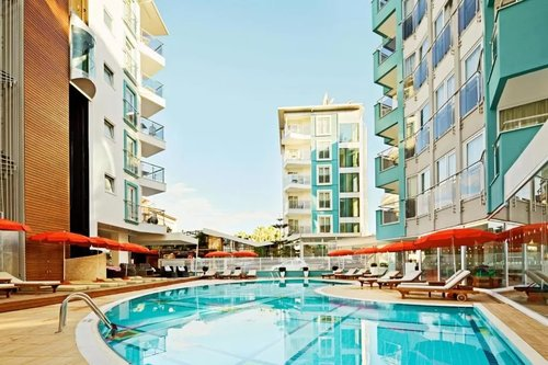 Тур в Sunprime Alanya Beach Hotel 4☆ Туреччина, Аланія