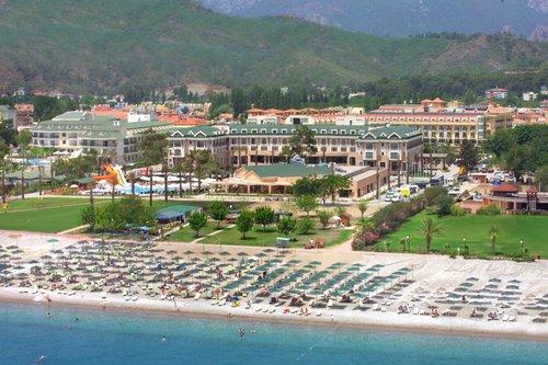 Тур в Lucida Beach Hotel 5☆ Туреччина, Кемер